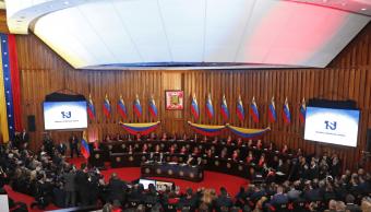 Foto: Sesión en el Tribunal Supremo de Justicia de Venezuela, 24 de enero de 2019, Caracas