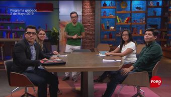 Sin Filtro con Genaro Lozano: Programa del 5 de mayo del 2019