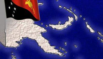 IMAGEN Sismo de magnitud 7.5 sacude Papúa Nueva Guinea (AP 2010)