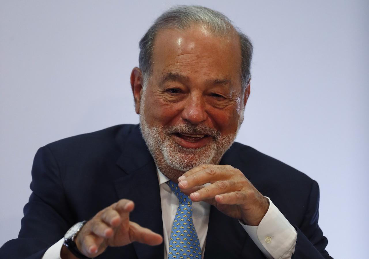 Donald-Trump-Carlos-Slim-empresarios-aranceles