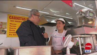 Tour culinario en Lomas de Sotelo