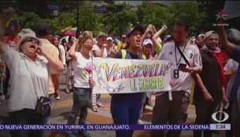 Venezuela tuvo una segunda jornada de manifestaciones y enfrentamientos