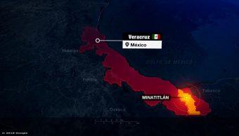 Imagen: Los cuerpos estaban dentro de un vehículo en la localidad de Benito Juárez, el 18 de mayo de 2019 (Noticieros Televisa)