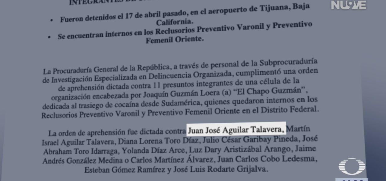 Foto: Vinculan a piloto de avión accidentado en Coahuila con 'El Chapo'