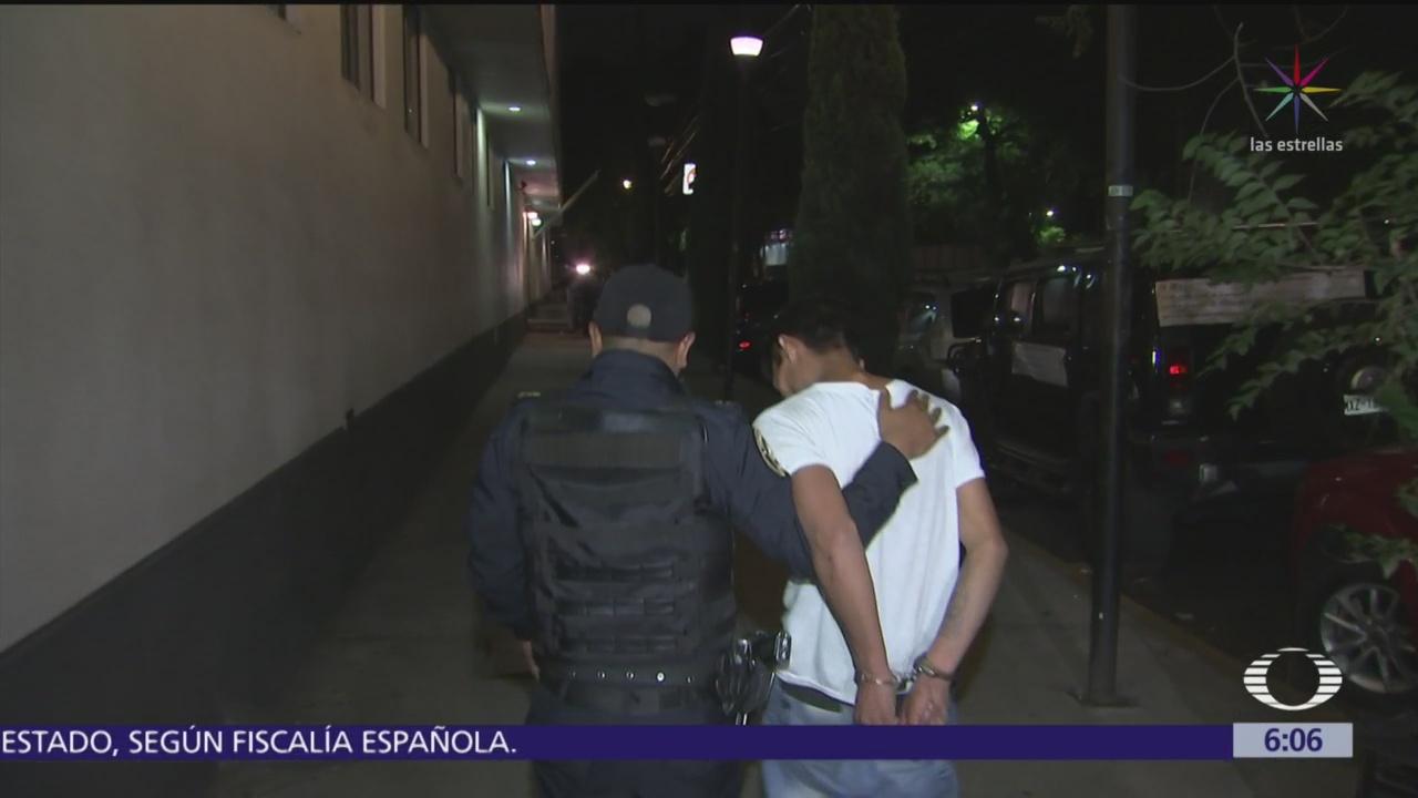 Recuperan camioneta en la alcaldía Gustavo A. Madero