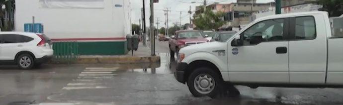 FOTO: Altas temperaturas no ceden en Campeche pese a las lluvias, 16 Junio 2019