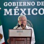 Foto: El presidente de México, Andrés Manuel López Obrador , durante una conferencia de prensa, 1 junio 2019