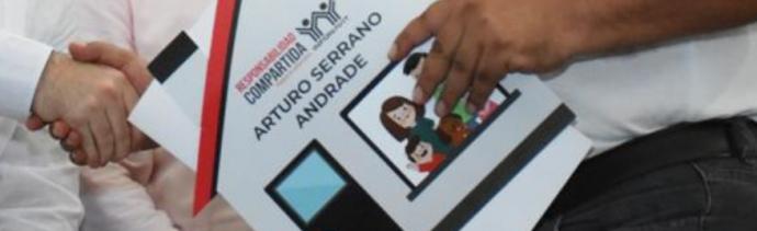 FOTO AMLO propone cambios en Infonavit, envía carta por créditos y quitas (Twitter @Infonavit)