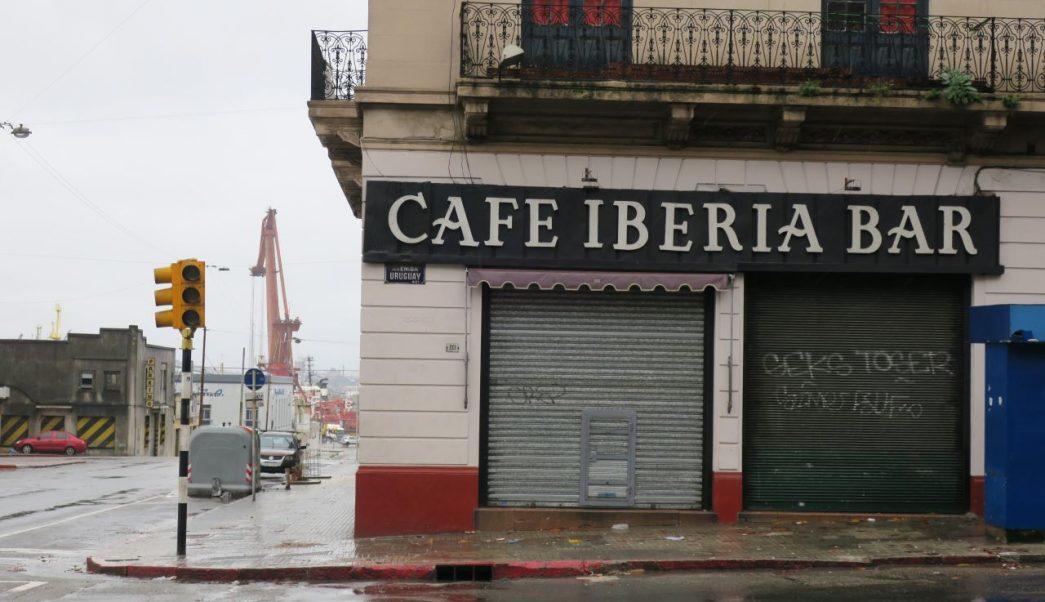FOTO Apagón generado en Argentina afecta a 100 mil usuarios en Uruguay (EFE 16 junio 20129 montevideo)