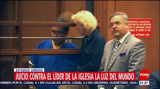 Foto: Aplazan Juicio Contra Naasón Joaquín García 10 Junio 2019