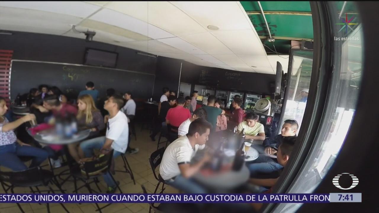 Bares en la ilegalidad, en Cuernavaca