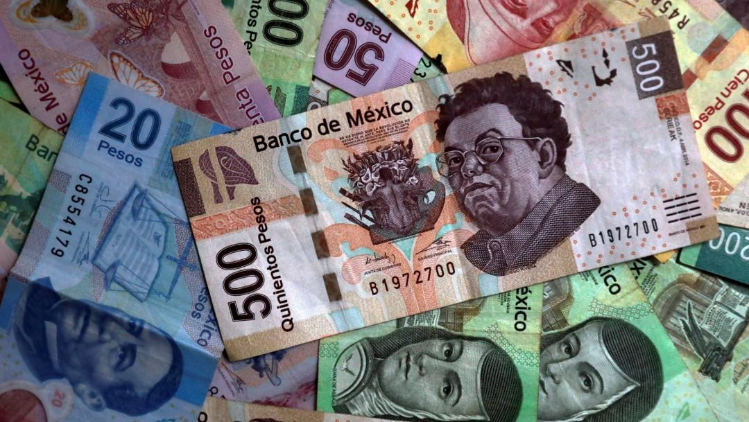 Foto: Billetes mexicanos, 5 de junio de 2019