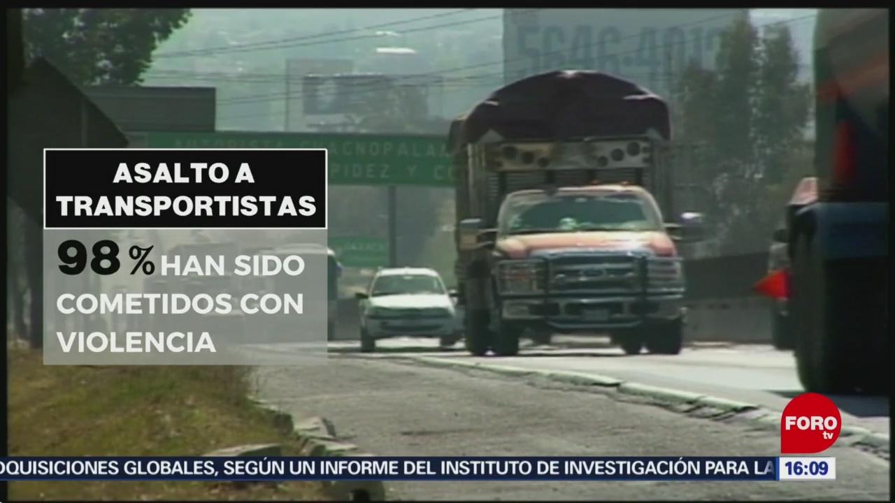 FOTO: Carreteras de Puebla, de las más peligrosas del país