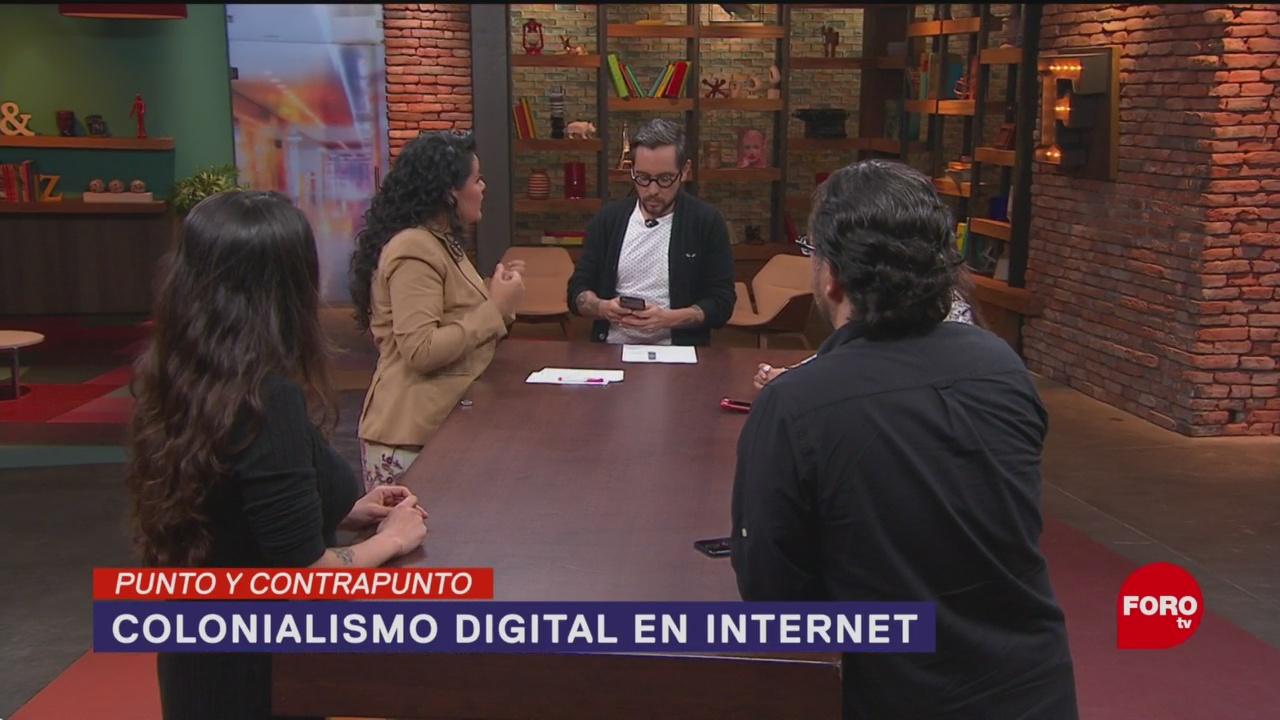 Foto: Colonialismo Digital Autorregulación Datos Personales 14 Junio 2019