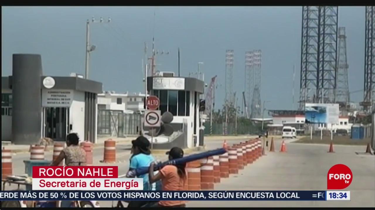 Foto: Construcción de Dos Bocas avanza sin contratiempos