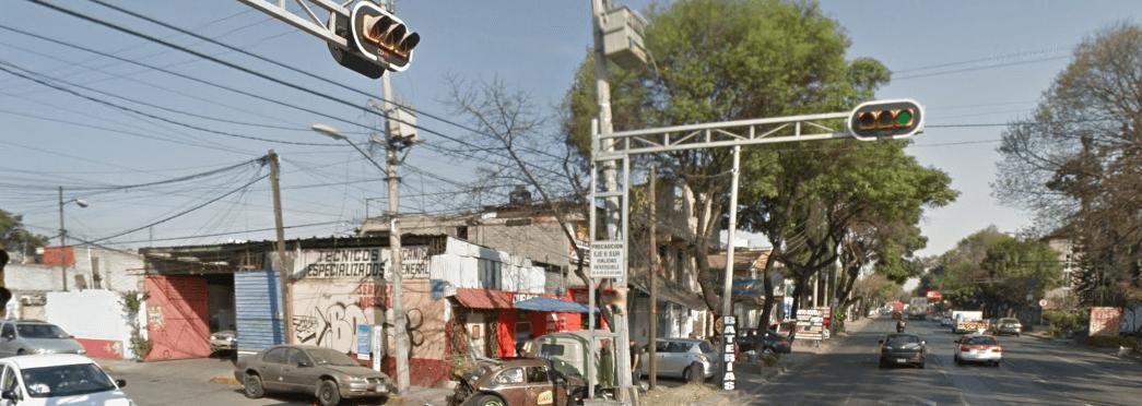 FOTO Iztapalapa: Balacera en barbería deja un muerto (Google Maps)