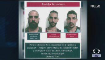 foto: Estados Unidos alerta por posibles terroristas de ISIS en México
