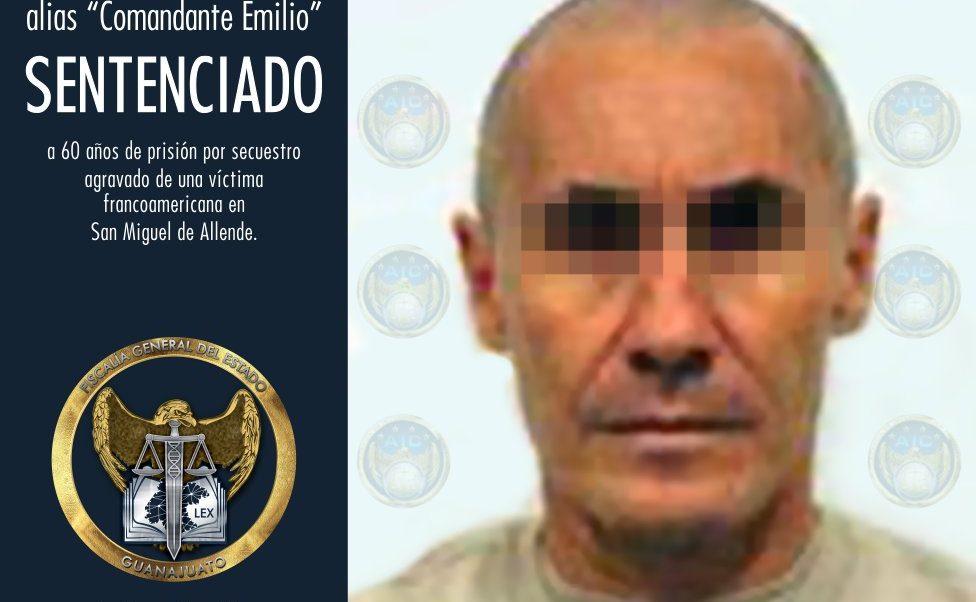 """Foto: Del exguerrillero chileno Raúl Escobar Poblete, alias """"Comandante Emilio"""". El 14 de junio de 2019"""