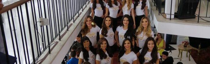Foto: Las 24 candidatas para el concurso Miss Venezuela 2019. El 13 de junio de 2019