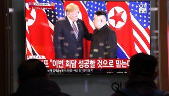 Foto: El presidente de Estados Unidos, Donald Trump, se reunió con el líder norcoreano, Kim Jong-un en Hanói, Vietnam. El 27 de febrero de 2019