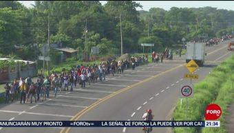 Foto: Gobierno Federal Plan Migración 10 Junio 2019