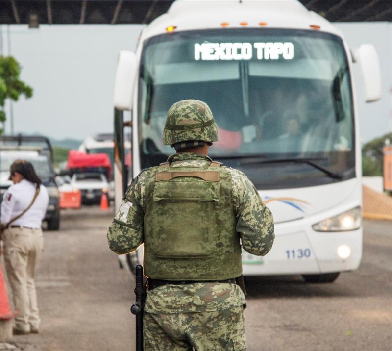 Foto Guardia Nacional resguardará frontera sur, no marines 12 junio 2019