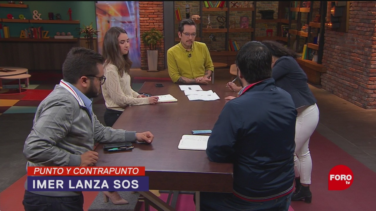 Foto: Imer Llamado Auxilio SOS Presupuesto 26 Junio 2019