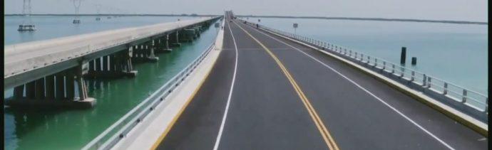 FOTO: Inauguran puente vial en Campeche