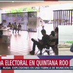 FOTO: Instalan 93% de las casillas electorales en Quintana Roo, 2 Junio 2019
