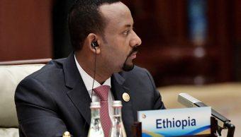 Foto: Abiy Ahmed, primer ministro de Etiopía, 23 junio 2019