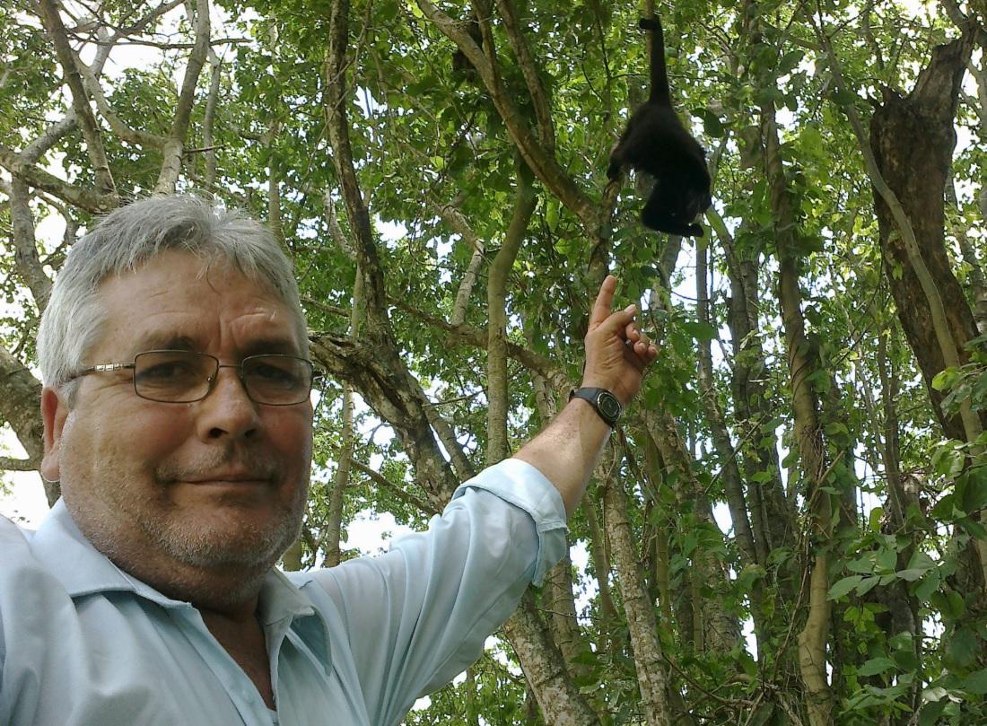 Asesinan al ambientalista José Luis Álvarez, defensor del mono saraguato; estaba amenazado