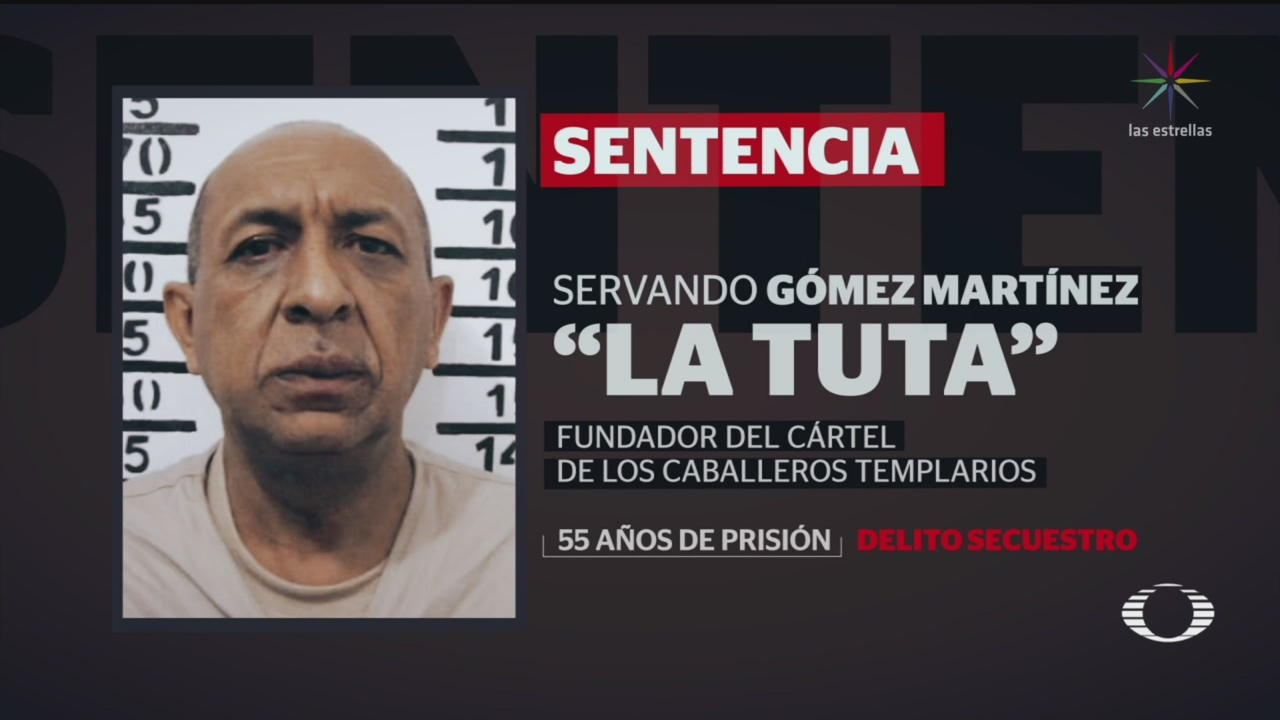 Foto: La Tuta Recibe Sentencia 55 Años Prisión 17 Junio 2019
