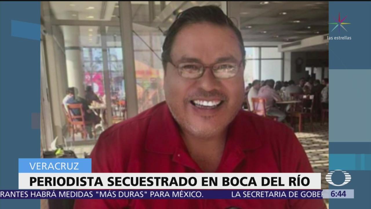 Liberan a periodista Marcos Miranda