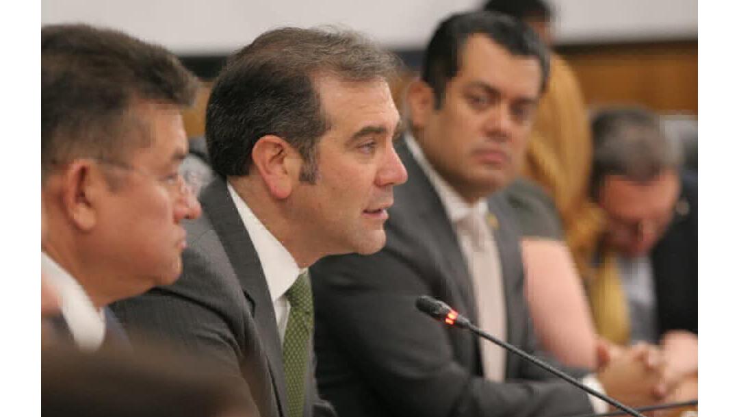 Revocación de mandato debe tener consenso de partidos: Lorenzo Córdova
