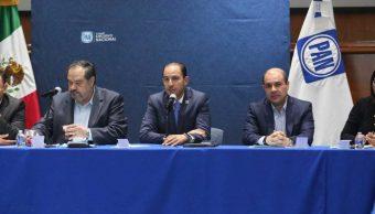 PAN denunció la compra de Fertinal, reconoce Marko Cortés