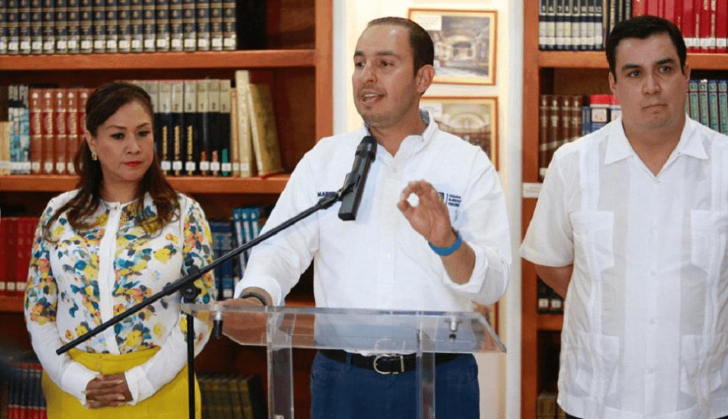 PAN lamenta rechiflas y abucheos a gobernadores
