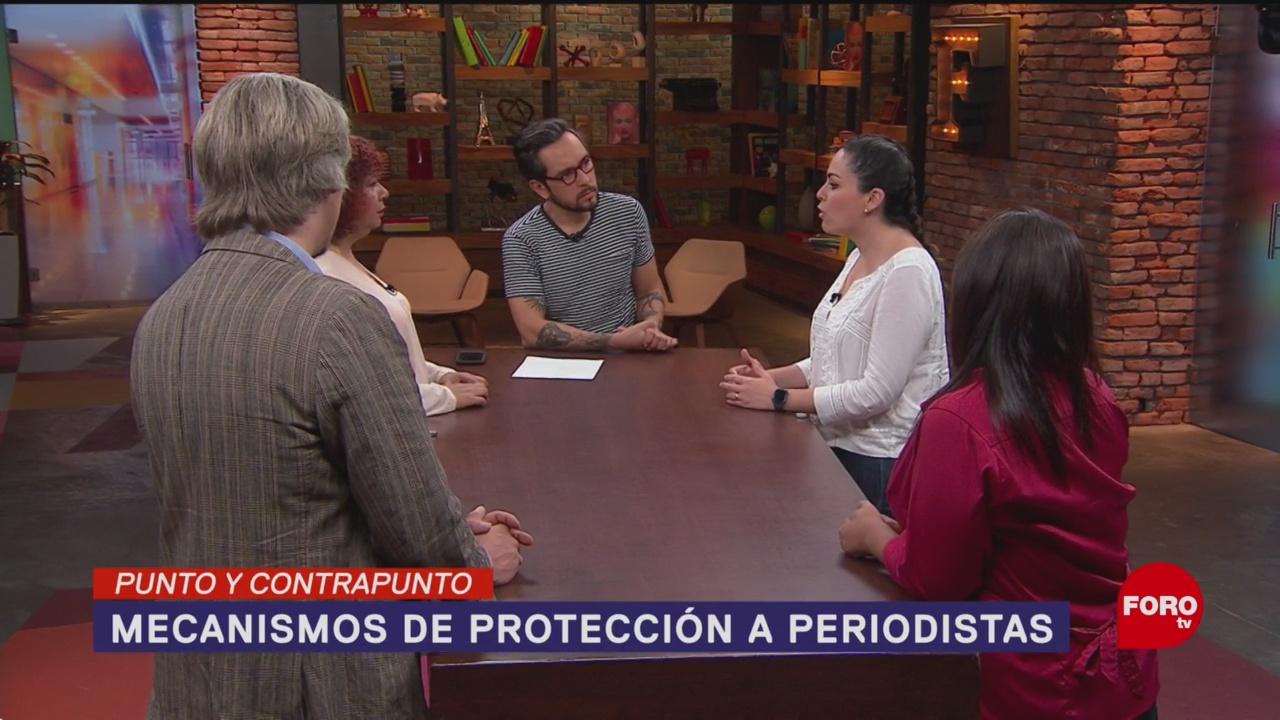 Foto: Protección Periodistas 21 Junio 2019