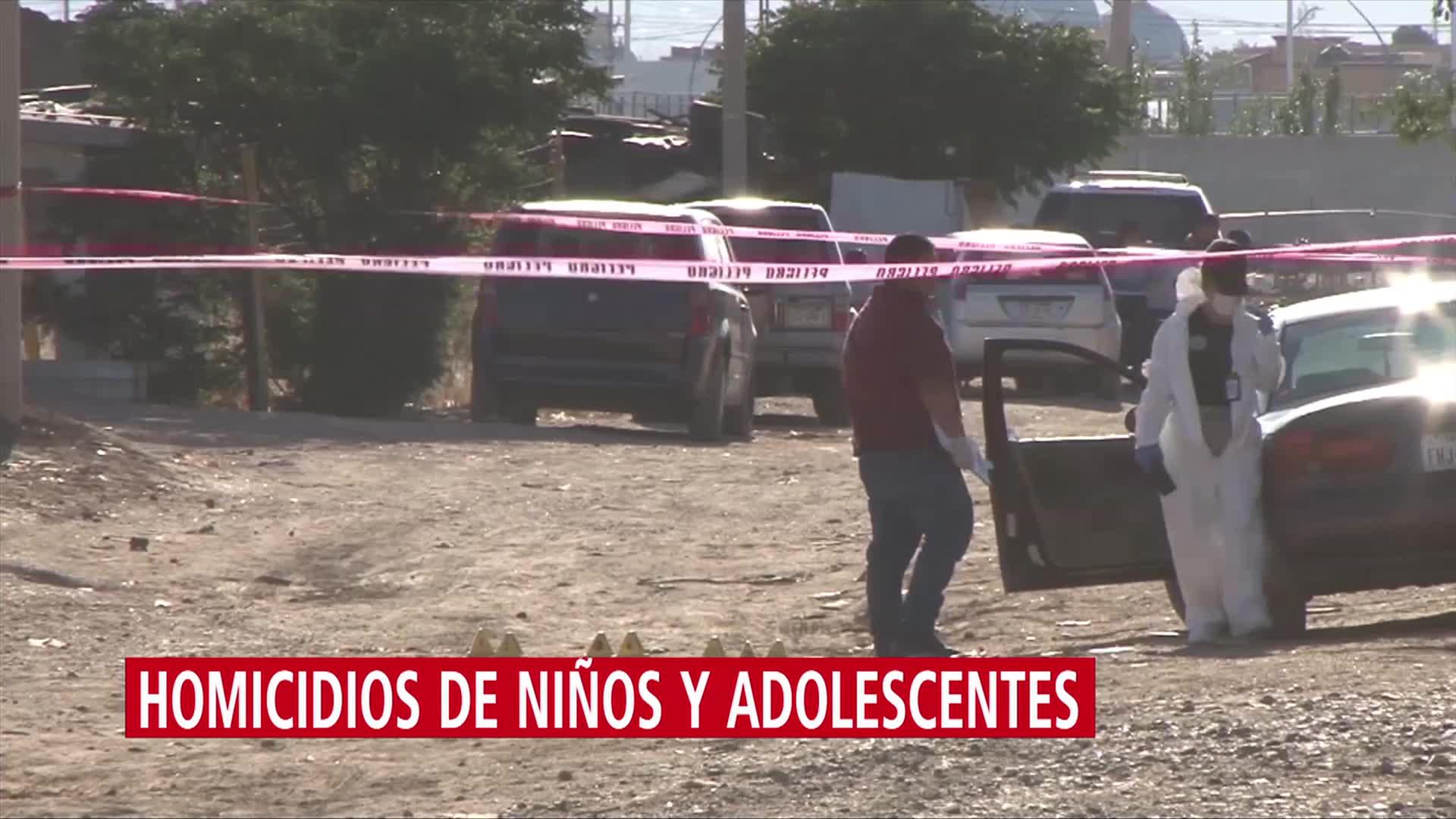 Foto: México Muertes Niños Adolescentes 6 Junio 2019