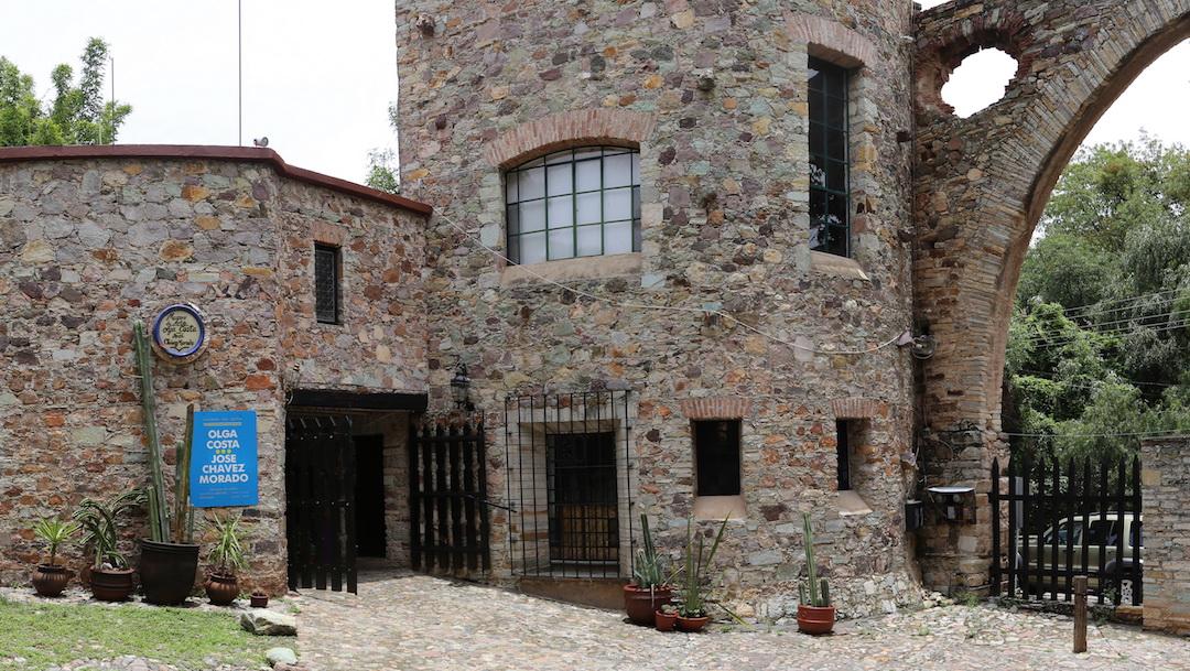 Foto Museo Casa Olga Costa José Chávez Morado 27 Junio 2019