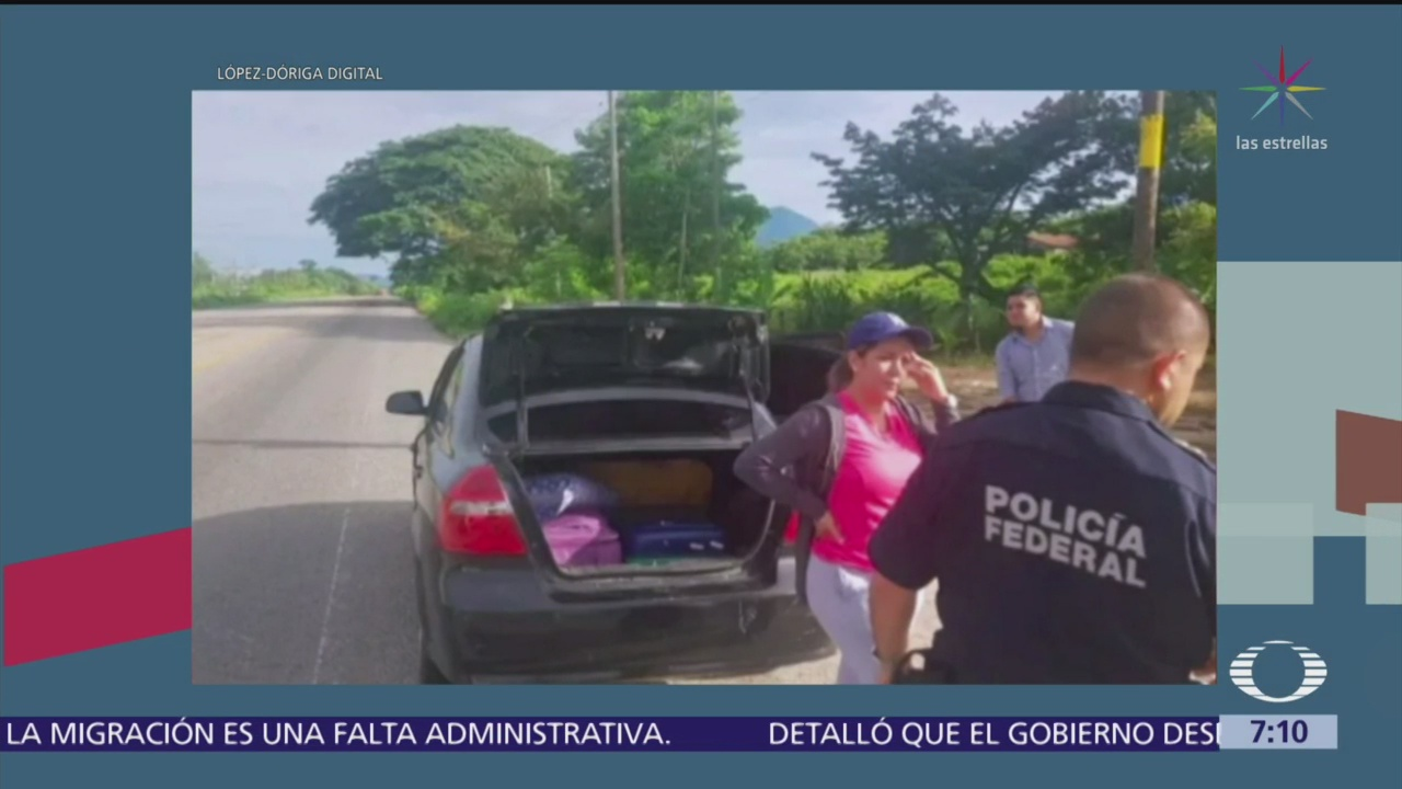 Nicaragua niega nexo con cónsul capturada en México