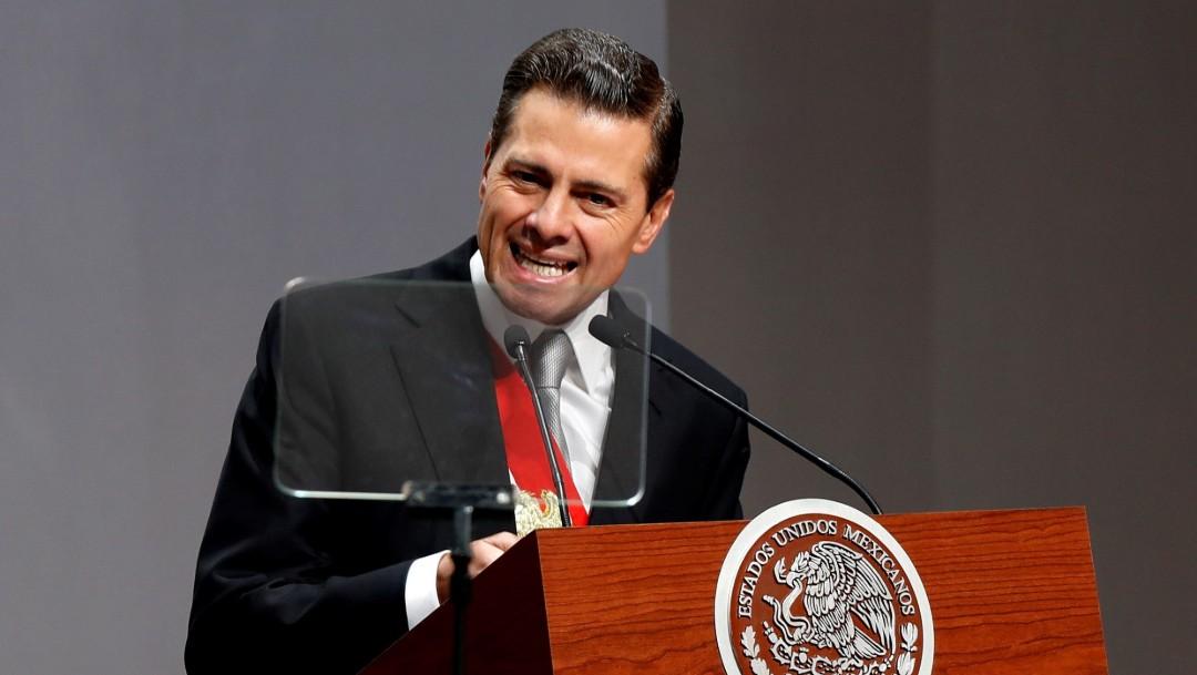 FOTO No hay delito que perseguir en caso Odebrecht-Peña Nieto (EFE archivo)