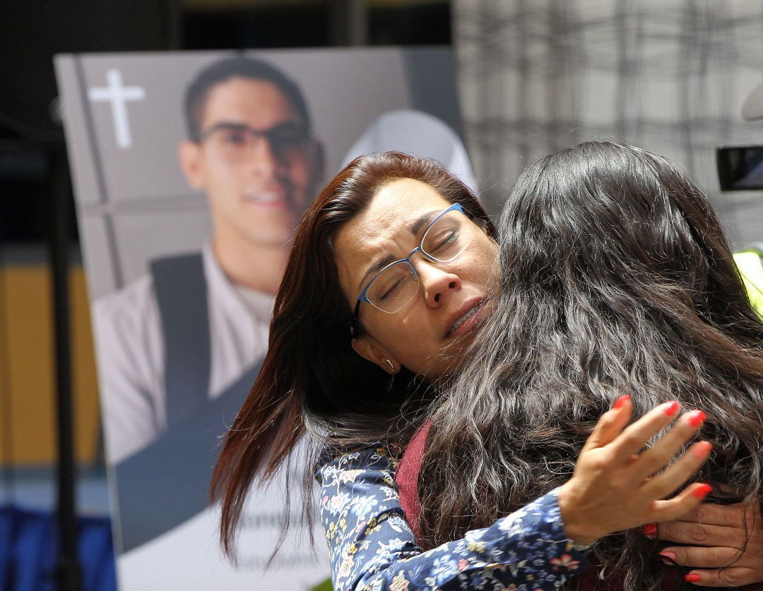 Secuestro y asesinato de Norberto Ronquillo una cronología