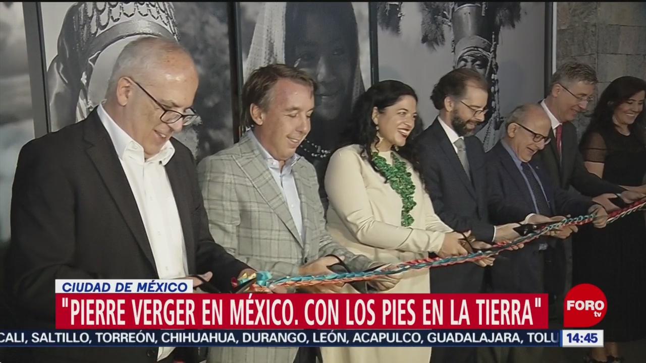 FOTO: Pierre Verger en México. Con los pies en la Tierra