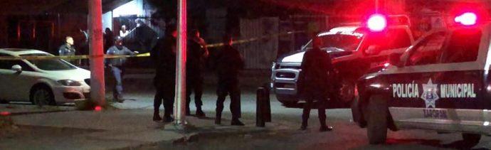 Foto: El último asesinato de un policía sucedió en la colonia Constitución en Zapopan, Jalisco, el 8 de junio de 2019 (Twitter @AlertaVialZMG)