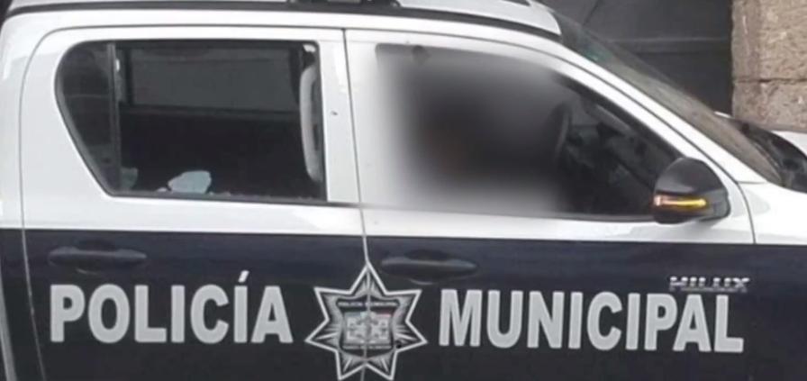 FOTO Reportan 3 policías muertos en Taxco por ataque armado (FOROtv 12 junio 2019 guerrero)