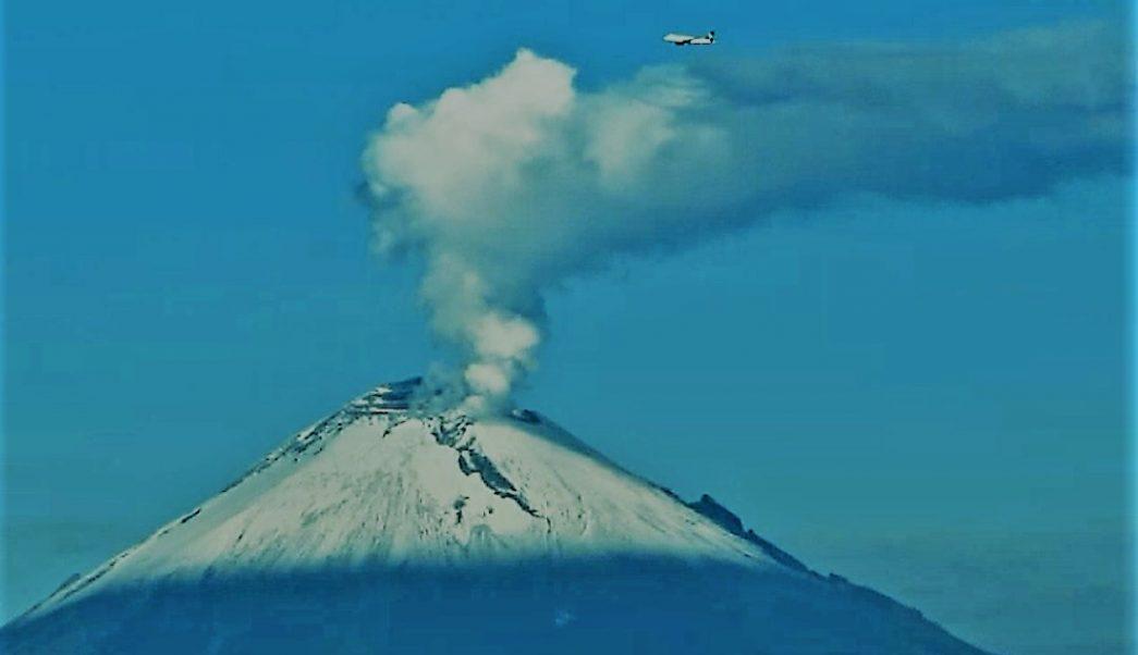 Volcán Popocatépetl: No hay evidencia de nuevo domo, pero se esperan más explosiones