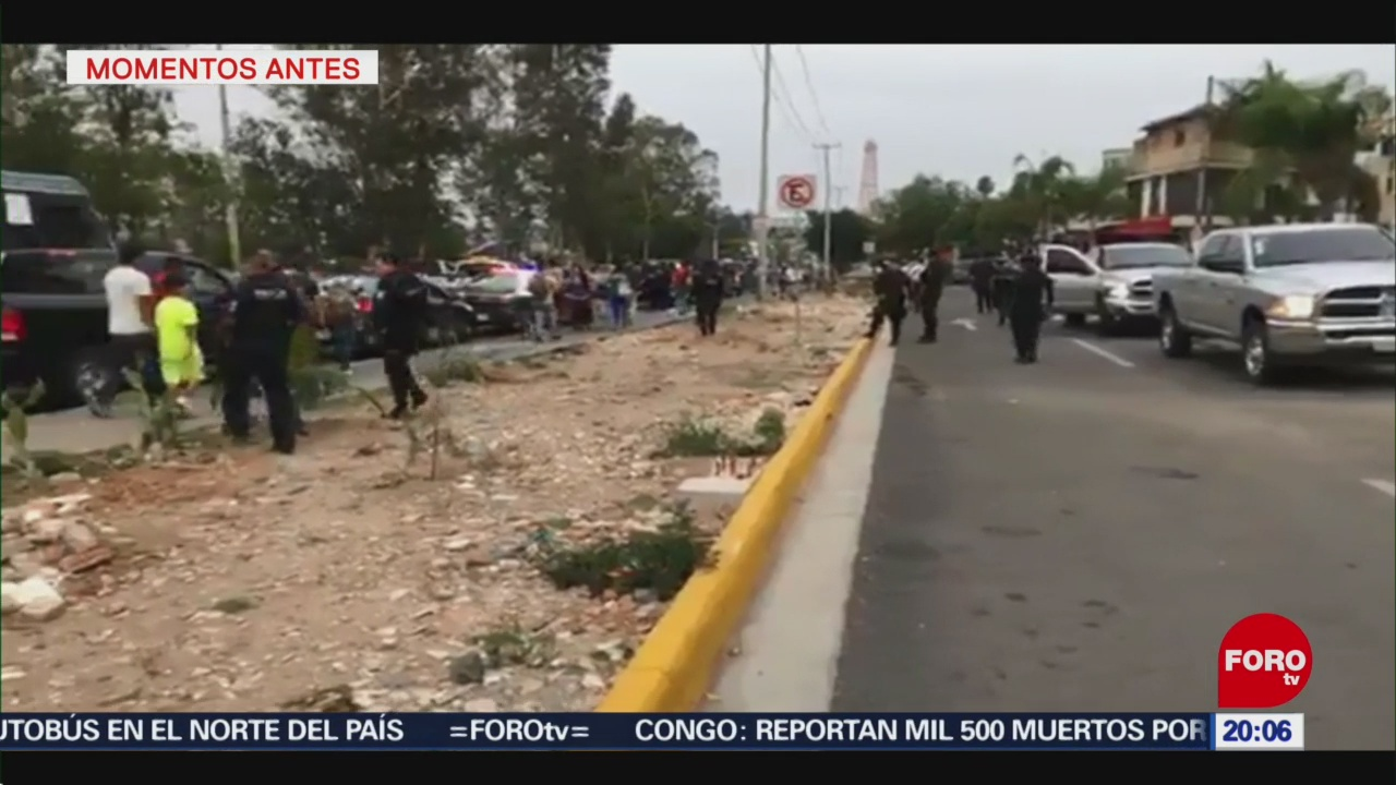 Foto: Agresión Agentes Fiscalía Jalisco 21 Junio 2019