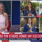 FOTO: Reportan saldo blanco en elecciones en 6 estados, 2 Junio 2019