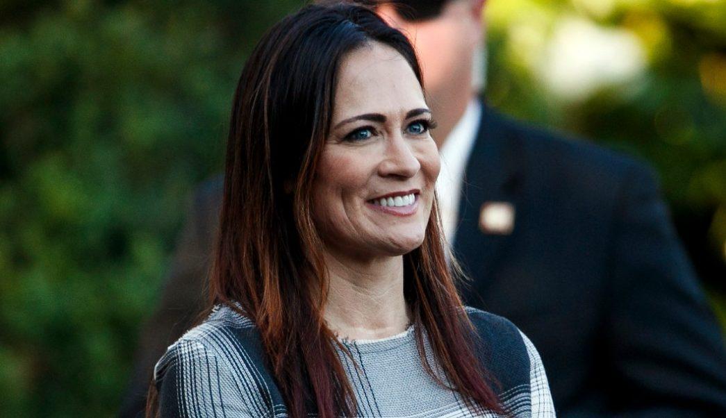 Foto: Stephanie Grisham será la nueva portavoz de la Casa Blanca, 21 d junio de 2019, Washington, Estados Unidos