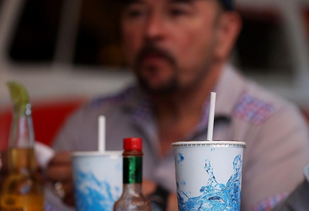 Foto: prohíben uso de popotes en Yucatán. 13 de junio 2019. Getty Images